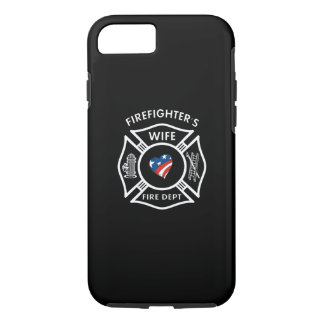 Fireman Wives USA iPhone 7 Case