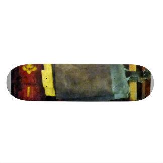 Fireman's Boots Skateboard Decks