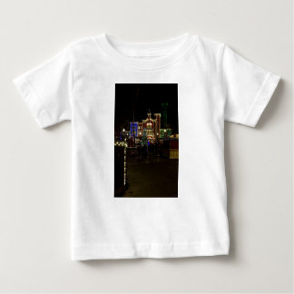Firemans Landing Christmas Baby T-Shirt