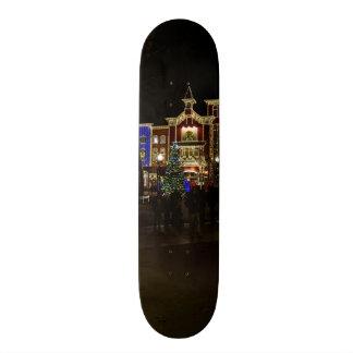 Firemans Landing Christmas Skate Board Deck