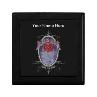 Firemans Prayer_ Gift Box