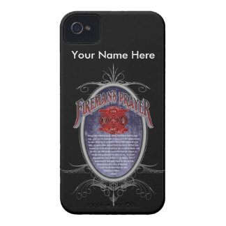 Firemans Prayer_ iPhone 4 Cover