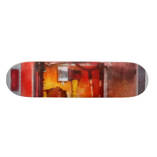 Firemen's Tools of the Trade Skate Boards