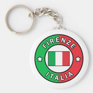 Firenze Italia Keychain