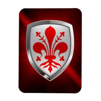 Firenze Mettalic Emblem Magnet