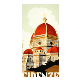Firenze Photo Card Template