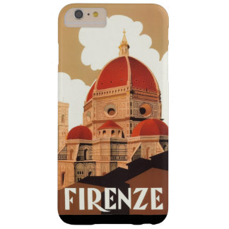 Firenze Poster iPhone 6 Plus Case