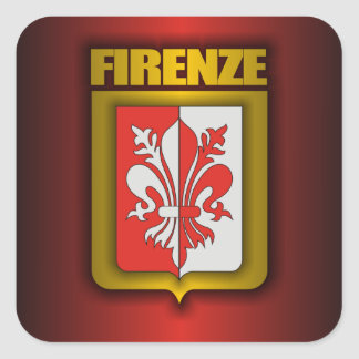 """Firenze Steel"" Sticker"