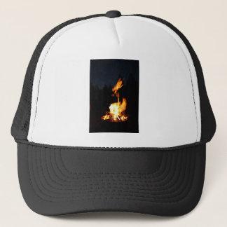 Firepit Trucker Hat