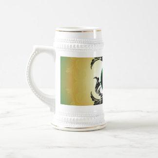 Fireproof rune coffee mug