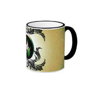 Fireproof rune mug