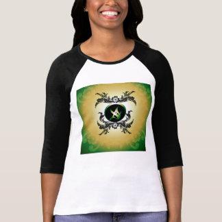 Fireproof rune t shirt