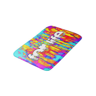 Fires And Passion One Bath Mat