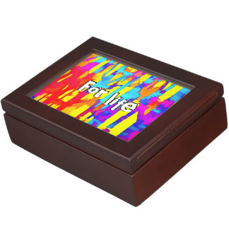 Fires And Passion One Keepsake Box