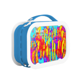 Fires And Passion One Lunch Box