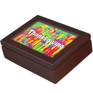 Fires And Passion Three Keepsake Box