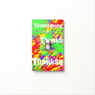 Fires And Passion Three Light Switch Cover