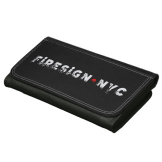 FiRESiGN•NYC Leather Wallet - Large