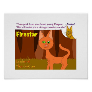 Firestar Poster