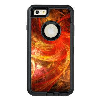 Firestorm Nova Abstract Art OtterBox iPhone 6/6s Plus Case