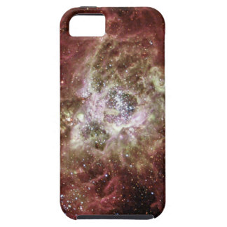 Firestorm of Star Birth in Galaxy M33 iPhone 5 Case