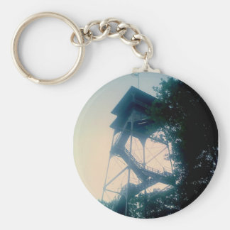 Firetower at the Grand Canyon Keychain