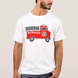 Firetruck Big Brother T-Shirt