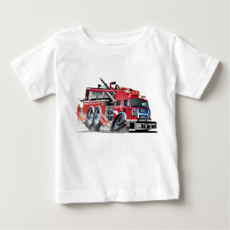 firetruck burnout baby T-Shirt