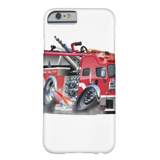 firetruck burnout barely there iPhone 6 case