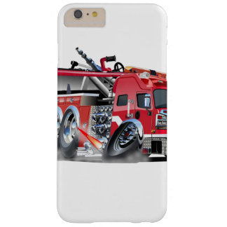 firetruck burnout barely there iPhone 6 plus case