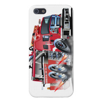 firetruck burnout iPhone 5/5S covers
