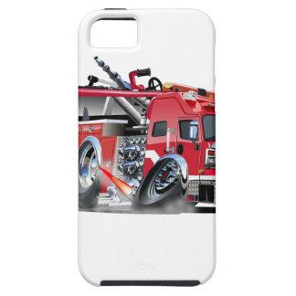 firetruck burnout iPhone 5 case