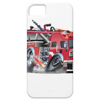firetruck burnout iPhone 5 cover