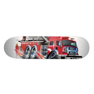 firetruck burnout skate decks