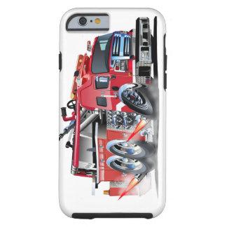 firetruck burnout tough iPhone 6 case