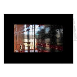 Firetruck Card