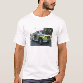 firetruck Design T-Shirt-Falls Creek,PA T-Shirt