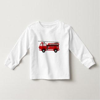 Firetruck Toddler T-Shirt