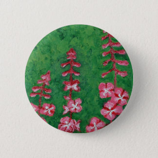 fireweed 2 inch round button