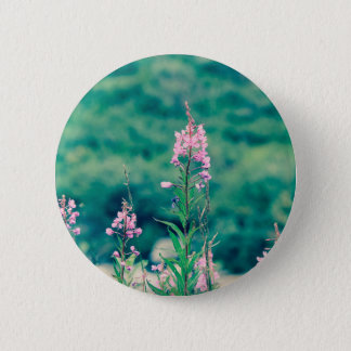 fireweed crossprocess 2 inch round button
