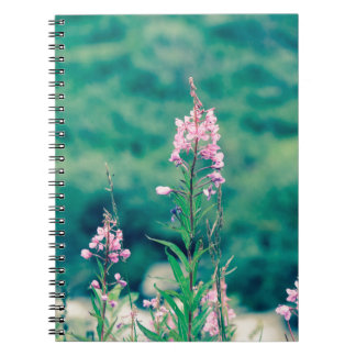fireweed crossprocess notebook
