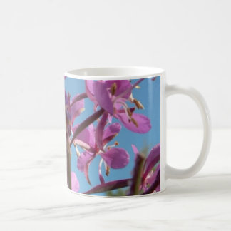 Fireweed Flower Purple Coffee Mug