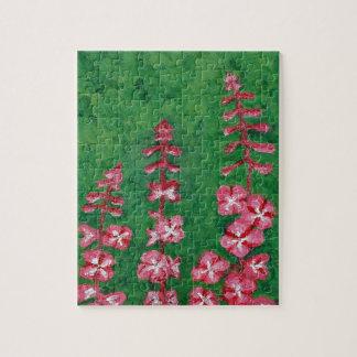 fireweed jigsaw puzzle