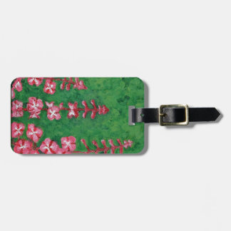 fireweed luggage tag