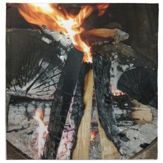 Firewood Napkin