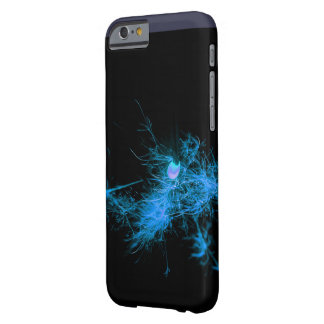 firework Black/Blue Barely There iPhone 6 Case