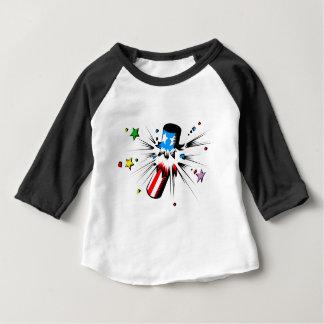 Firework Explosion Baby T-Shirt