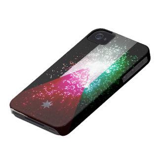 Firework; Jordan Flag iPhone 4 Cases