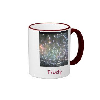 Fireworks 2009 ringer mug