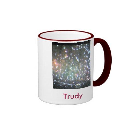 Fireworks 2009 coffee mug